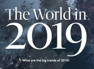 For The New Year, The World Looks A Little Wobbly - ADVISOR Magazine