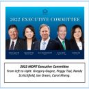 2022 MDRT Executive Committee Drives Comprehensive Support For Financial Services